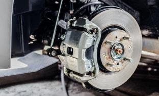 Bremssättel Bremsbeläge vorne Renault Laguna Megane Scenic I Bremsscheiben